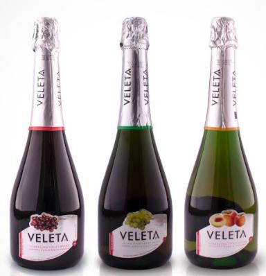veleta bottles